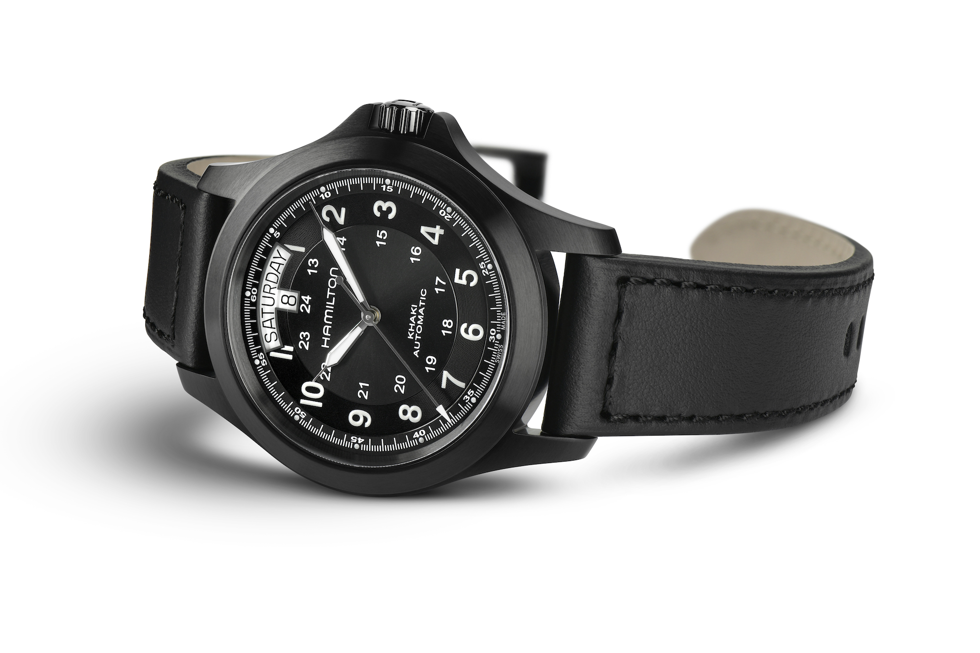 Hamilton Khaki Field King 2