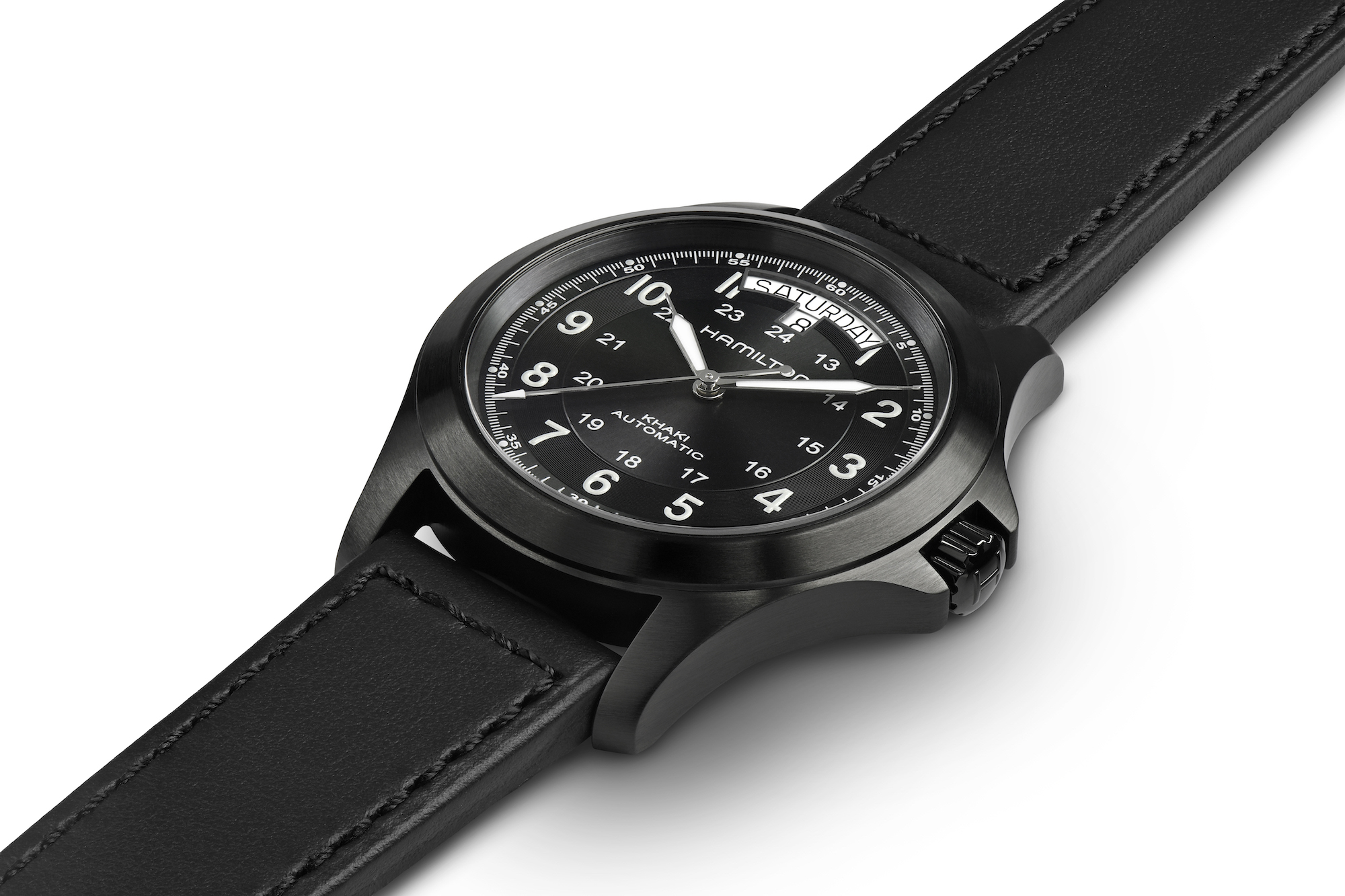 Hamilton Khaki Field King 3