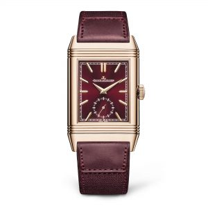 Jaeger-LeCoultre Reverso Tribute Duoface Fagliano frontal