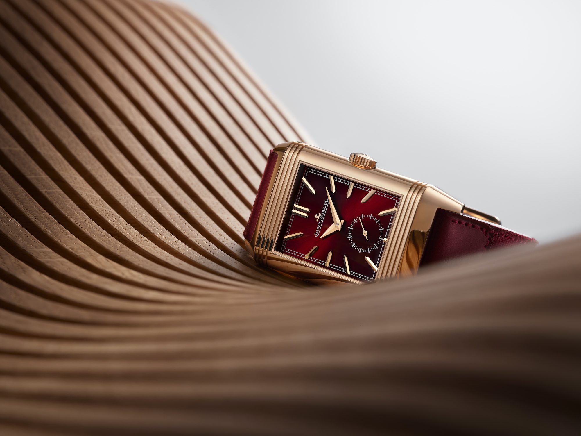 Jaeger-LeCoultre Reverso Tribute Duoface Fagliano lifestyle