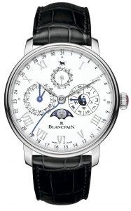 Blancpain Villeret Calendario Chino Tradicional 00888-3431-55B frontal