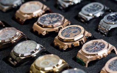 Coleccionar relojes
