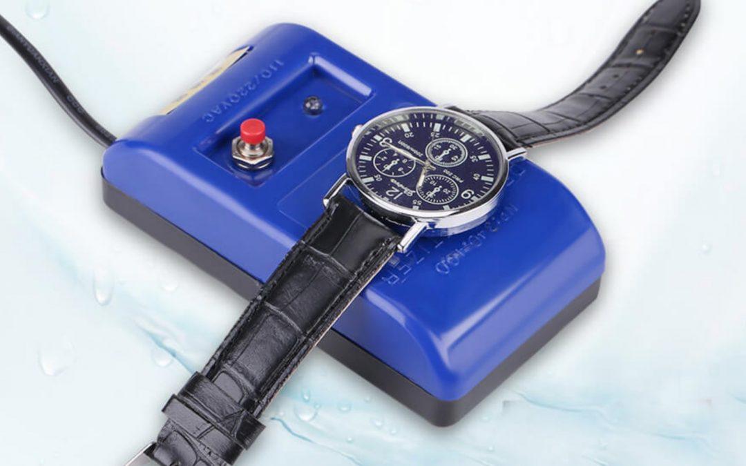 Cómo desmagnetizar un reloj