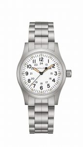 HAMILTON Khaki Field Mechanical H69439111 frontal