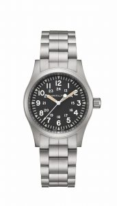 HAMILTON Khaki Field Mechanical H69439131 frontal