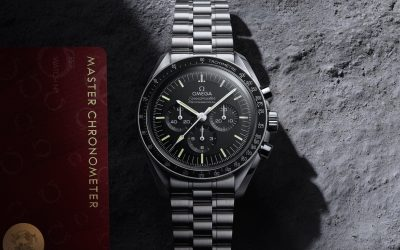 El Omega Speedmaster Moonwatch ya es Master Chronometer
