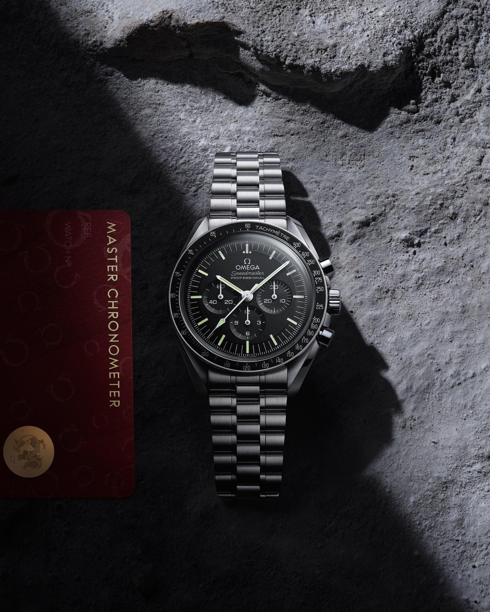 Omega Speedmaster Moonwatch 310.32.42.50.01.001 Master Chronometer