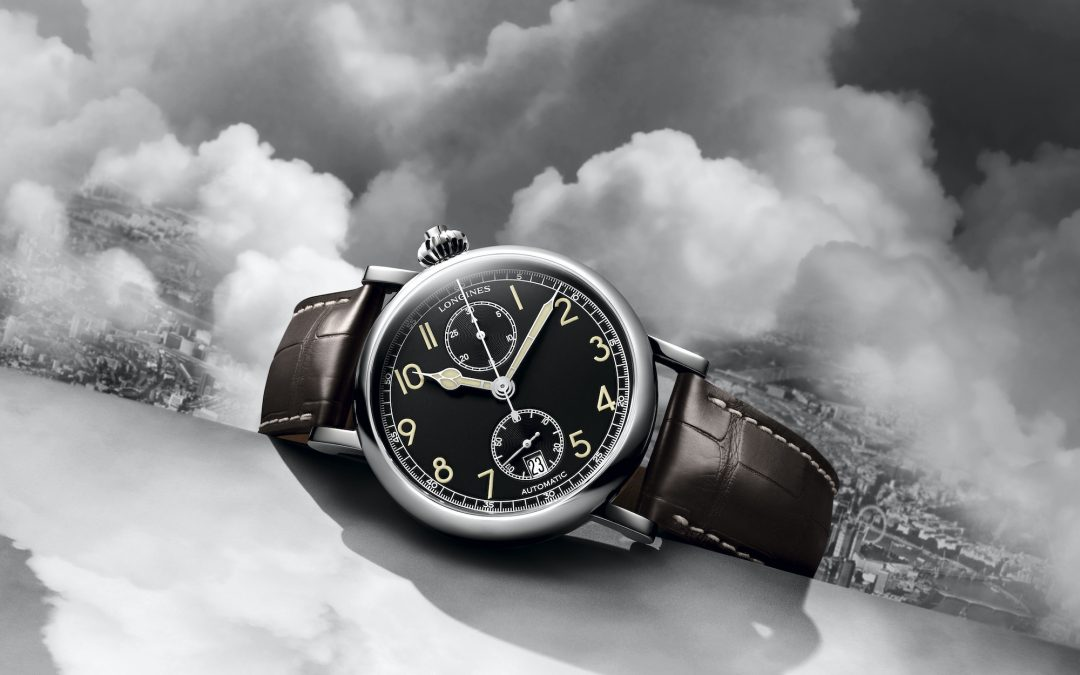 The Longines Avigation Watch Type A-1935