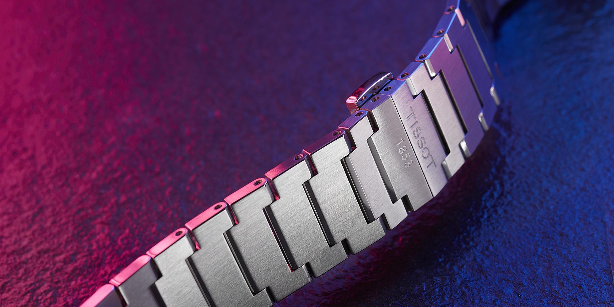 Tissot PRX 40 205 T137_410 Detalle brazalete