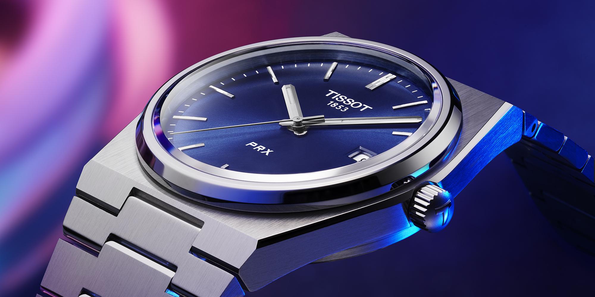 Tissot PRX 40 205 T137_410_11_041_00 lifestyle detalle
