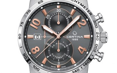 Certina DS Podium Chronograph C034.427.16.087.01