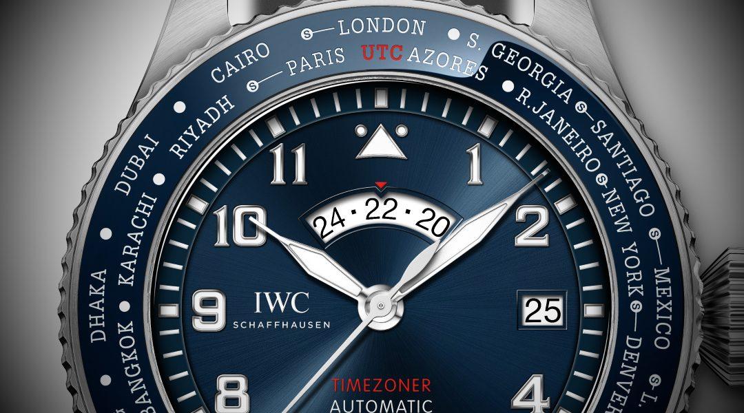"IWC Pilot's Watch Timezoner edición ""Le Petit Prince"""