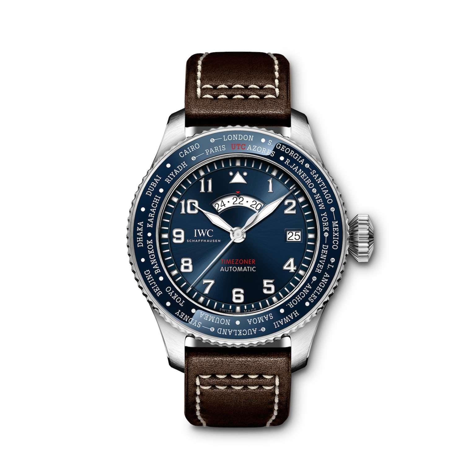 IWC Pilot's Watch Timezoner edición Le Petit Prince