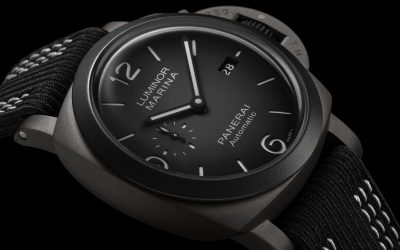 Panerai Luminor Marina 44mm Edición Guillaume Néry (PAM01122)