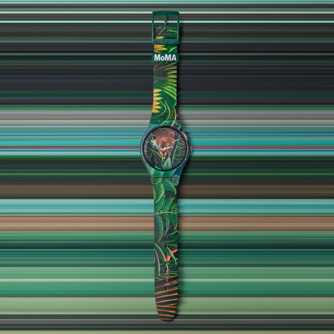 Swatch X MoMA sa01_suoz333 Lifestyle