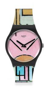 Swatch X MoMA sa02_gz350 Detalle