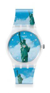 Swatch X MoMA sa02_gz351 Detalle