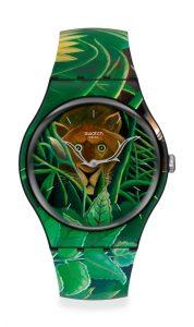 Swatch X MoMA sa02_suoz333 Detalle
