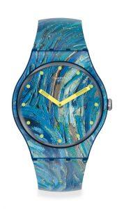 Swatch X MoMA sa02_suoz335 Detalle