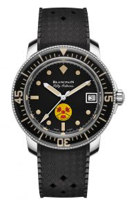 Blancpain Fifty Fathoms No Radiations 5008D-1130-B64A Frontal