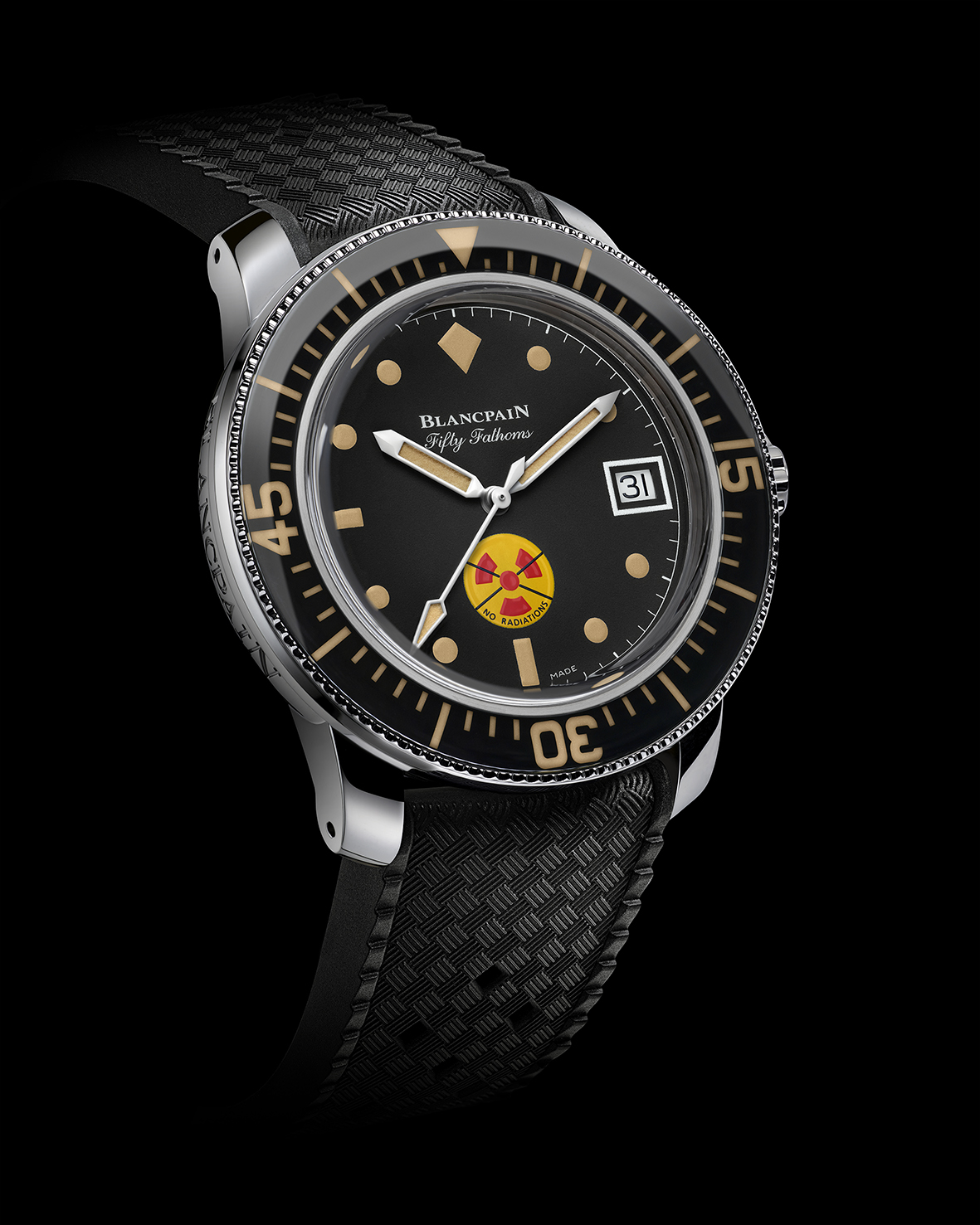 Blancpain Fifty Fathoms No Radiations 5008D-1130-B64A