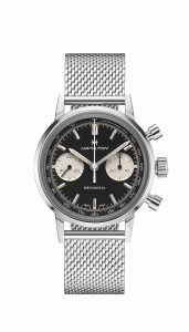 Hamilton Intra-Matic Chronograph H H38429130 Frontal