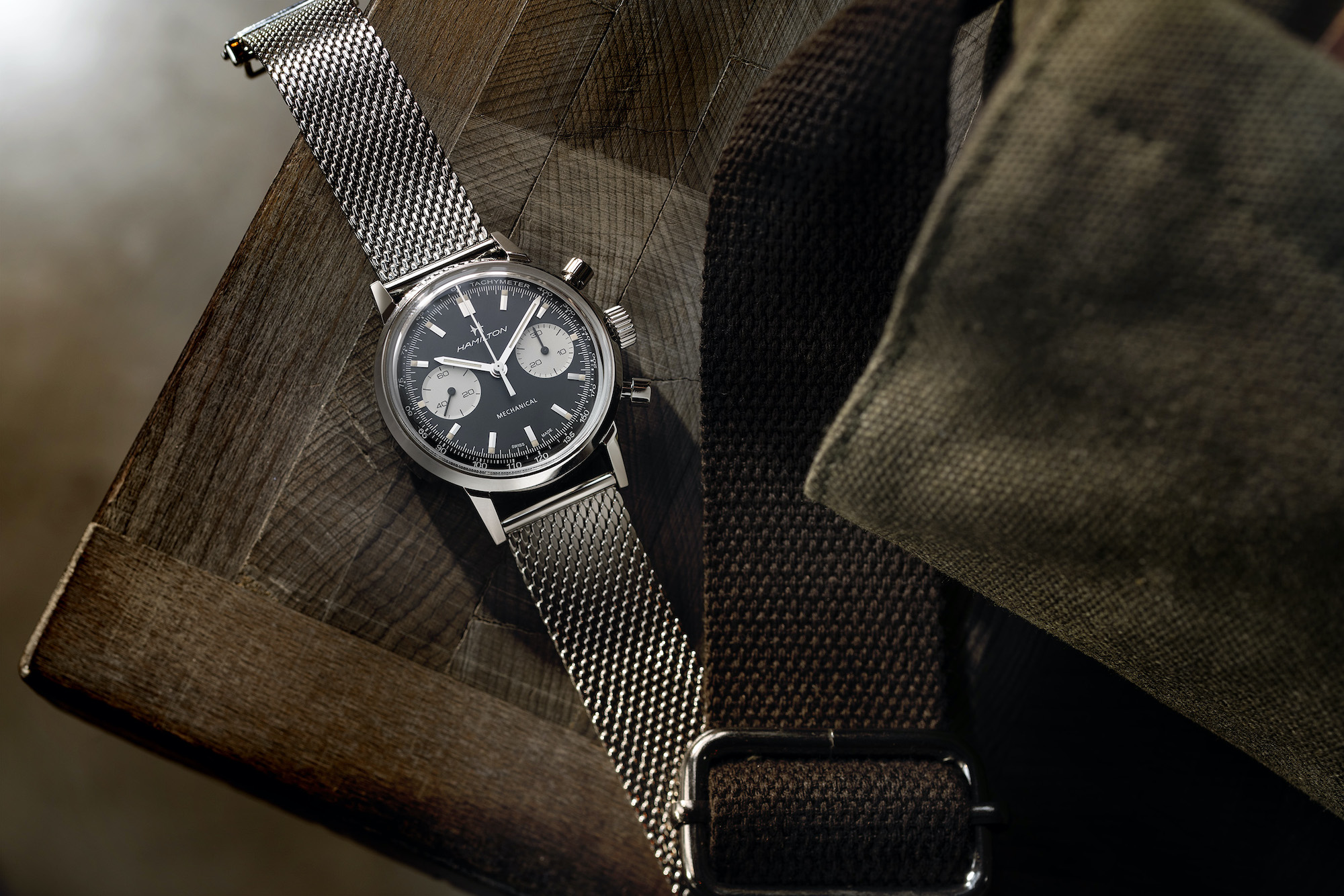 Hamilton Intra-Matic Chronograph H H38429130 Lifestyle