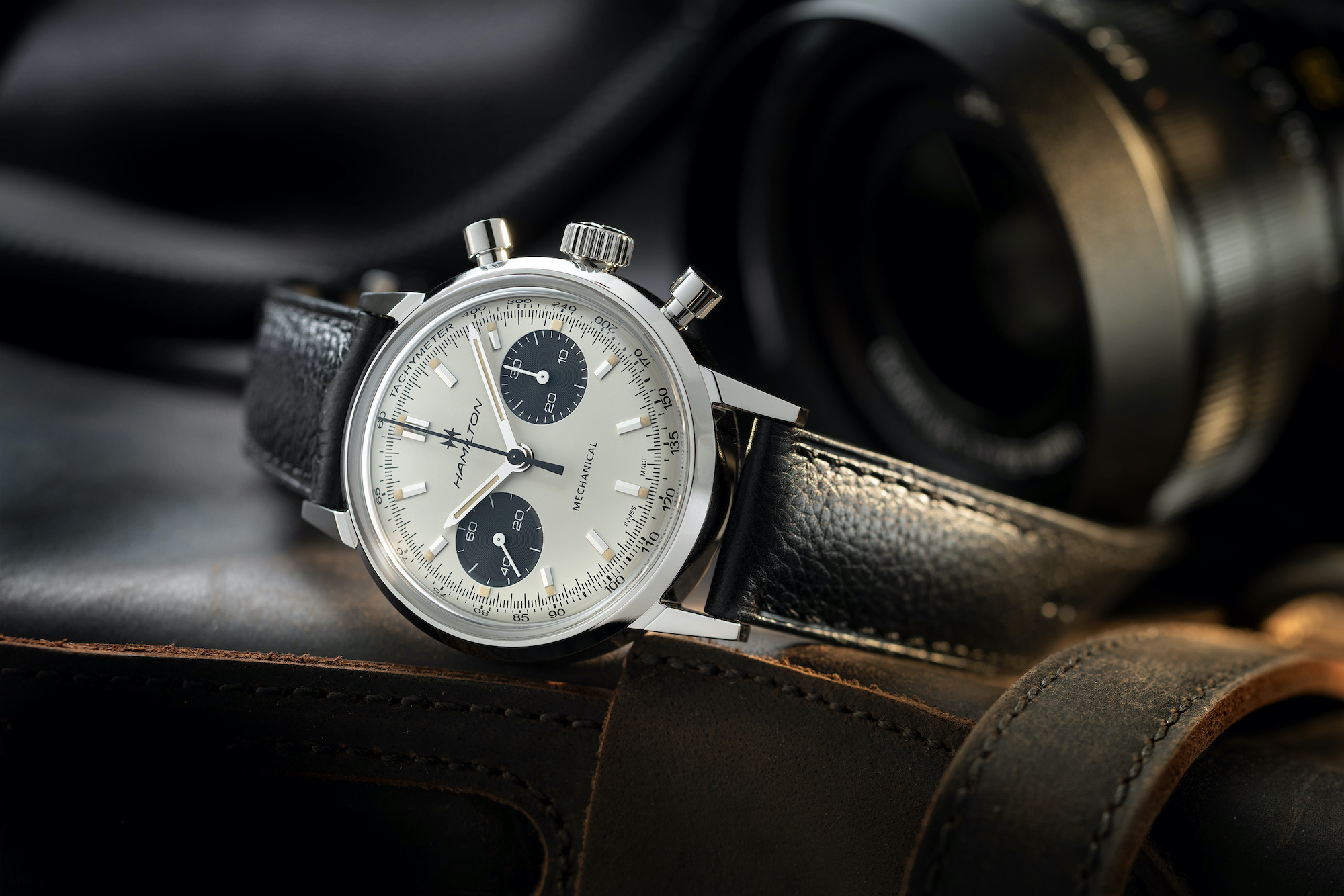 Hamilton Intra-Matic Chronograph H H38429710 Lifestyle