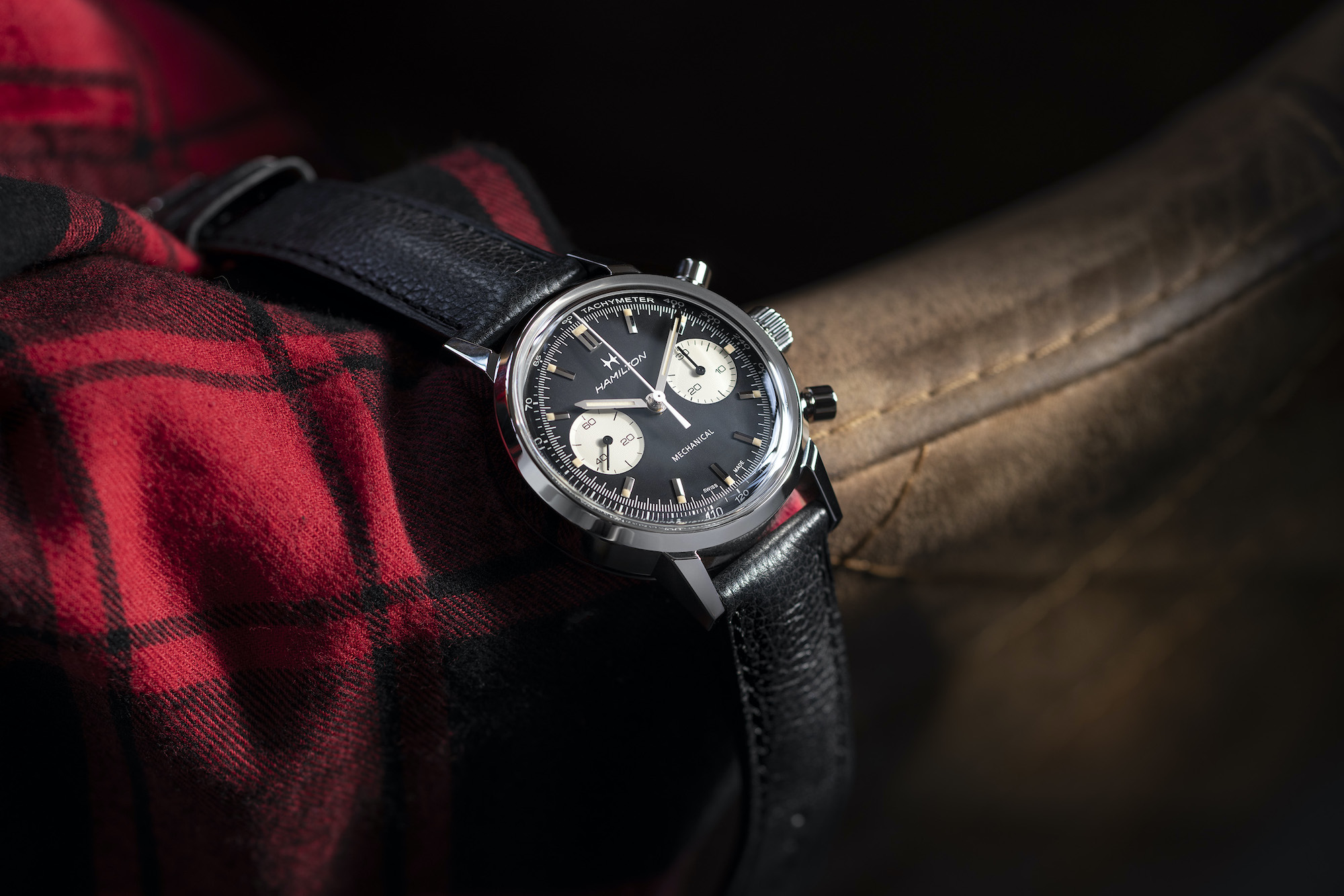 Hamilton Intra-Matic Chronograph H H38429730 Lifestyle