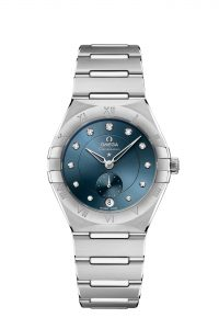 Omega Constellation Small Seconds 131.10.34.20.53.001 frontal