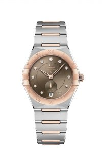 Omega Constellation Small Seconds 131.20.34.20.63.001 frontal
