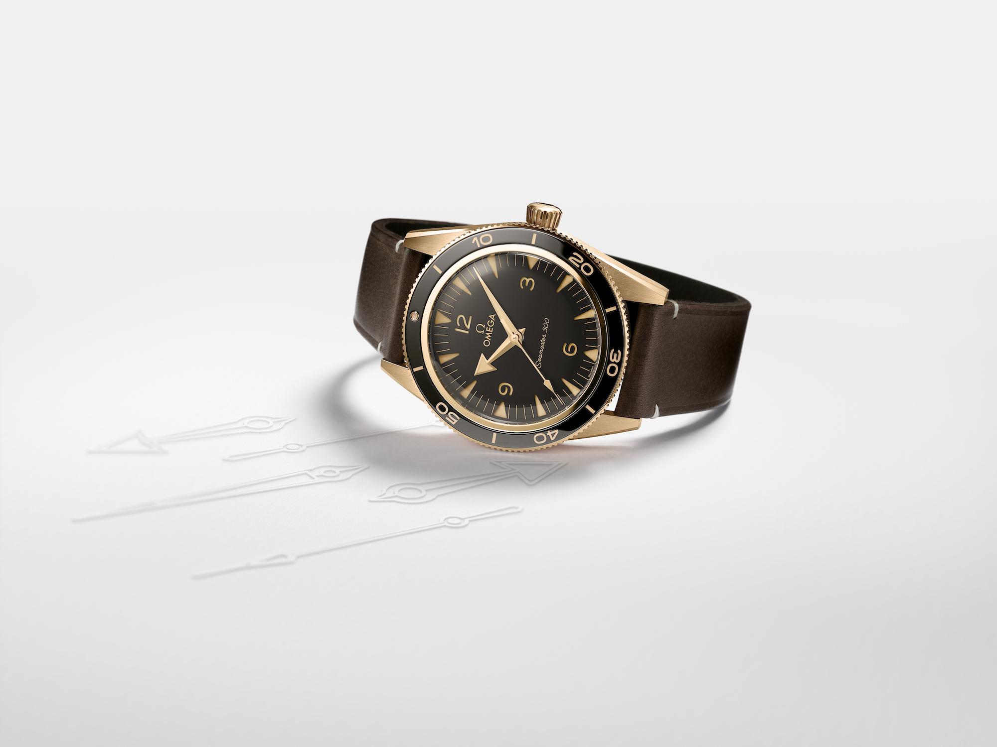 Omega Seamaster 300 234.92.41.21.10.001 2