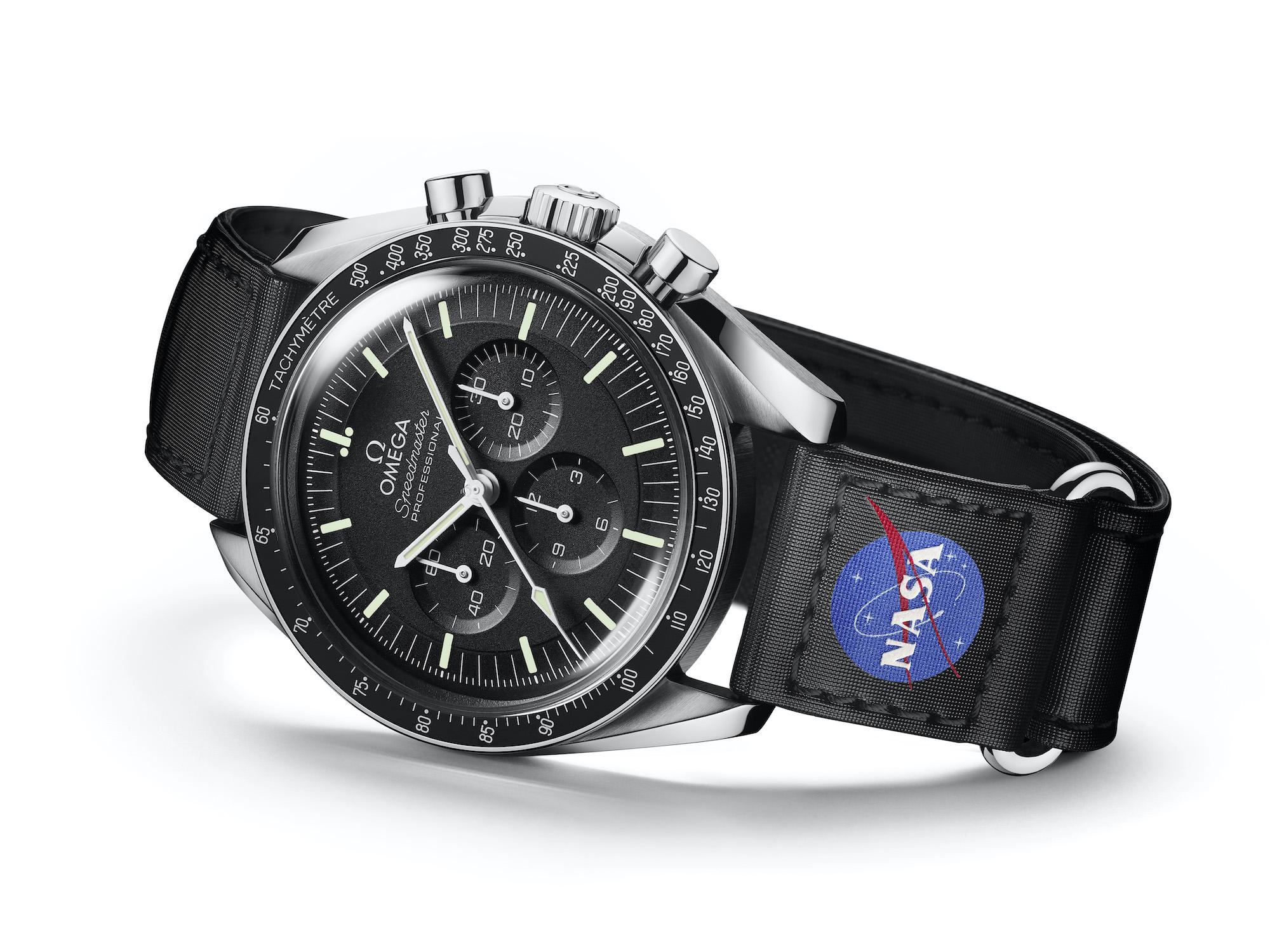 Omega Speedmaster Moonwatch Velcro Strap 032CWZ016042 2