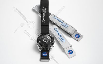 Correas Velcro Omega Speedmaster Moonwatch