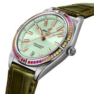 Breitling Chronomat Automatic 36 South Sea a10380611l1p1 Esfera