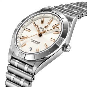 Breitling Chronomat Automatic 36 a10380101a2a1 Esfera