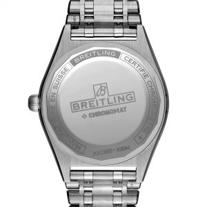 Breitling Chronomat Automatic 36 a10380101a2a1 Trasera
