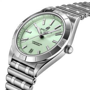 Breitling Chronomat Automatic 36 a10380101l1a1 Esfera