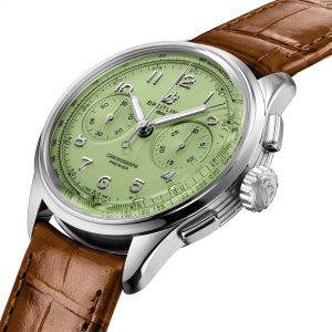 Breitling Premier B09 Chronograph 40 ab0930d31l1p1 Esfera