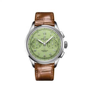 Breitling Premier B09 Chronograph 40 ab0930d31l1p1 Frontal
