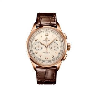 Breitling Premier B09 Chronograph 40 rb0930371g1p1 Frontal