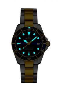 Certina DS Action Diver Sea Turtle Conservancy C032.807.22.041.10 Luminiscencia