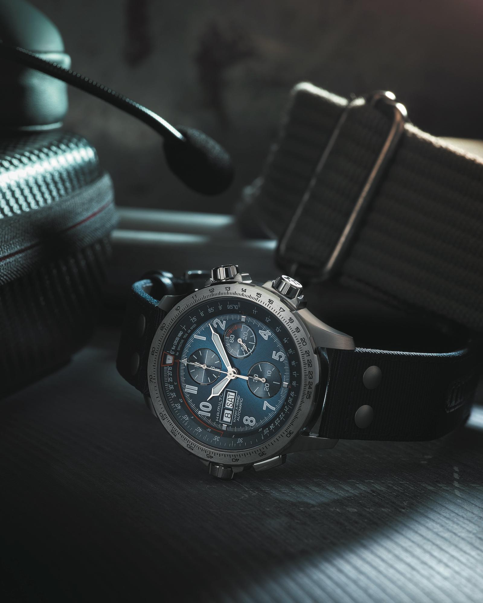 Hamilton Khaki X-Wind Auto Chrono_H77906940 Lifestyle