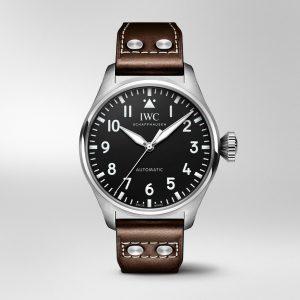 IWC Big Pilot Watch 43 IW329301 Frontal