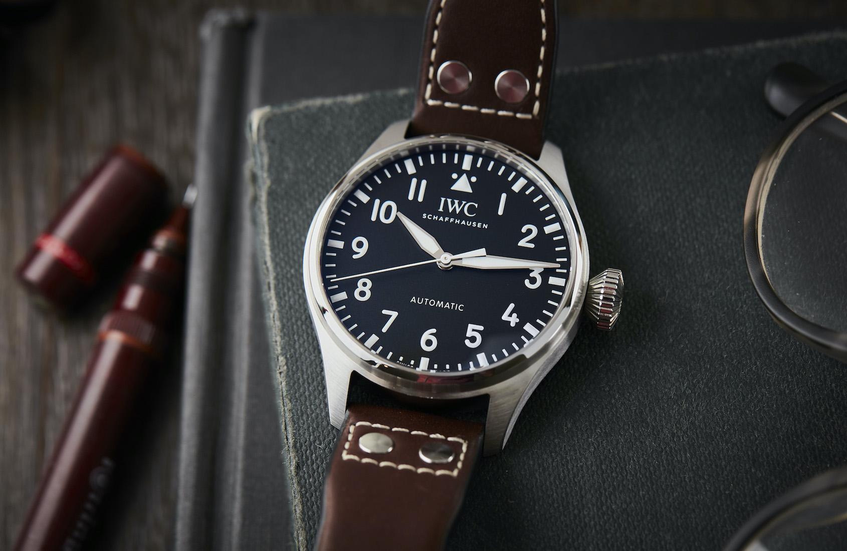 IWC Big Pilot Watch 43 IW329301 Lifestyle