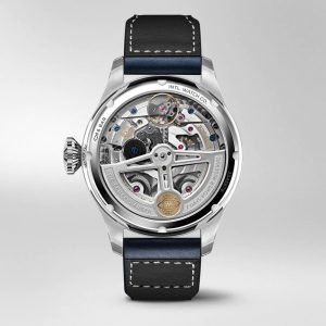 IWC Big Pilot Watch Perpetual Calendar IW503605 Trasera