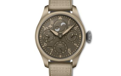 IWC Big Pilot's Watch Perpetual Calendar Top Gun Edition Mojave Desert IW503004