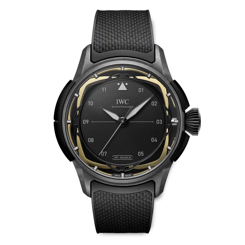 IWC Big Pilot Watch Shock Absorber XPL IW357201 Frontal