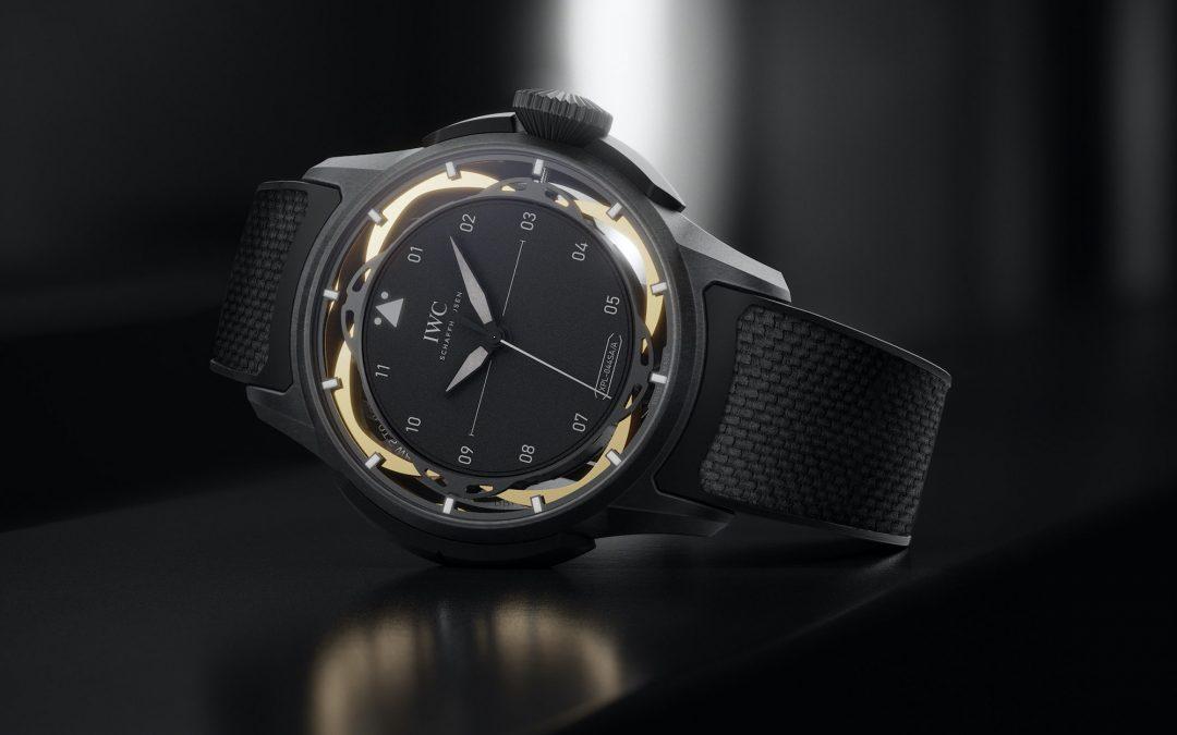 IWC Big Pilot's Watch Shock Absorber XPL IW357201