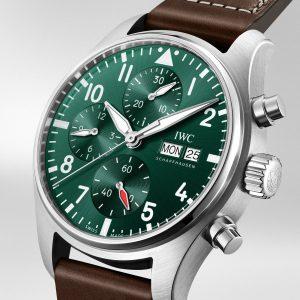 IWC Pilot Watch Chronograph 41 IW388103 Esfera